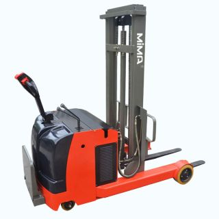 Forklift Reach Trucks 1.5~2 Ton Stand On Electric Reach Stacker Truck MFA15/20 2 electric_reach_truck_2