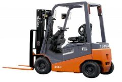 Forklift Toyota 15  30 Ton 8 Series Electric Forklift Toyota