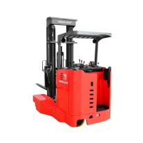 Forklift VNA (Very Narrow Aisle) MutiDirection Reach Forklift Truck MQ Series 1525 Ton
