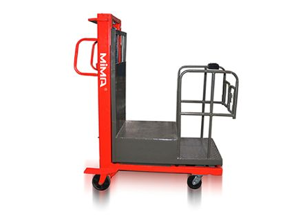 Electric Order Picker Semi-Electric Order Picker 0.3 Tons MH03/25, MH03/30 1 order_picker_th
