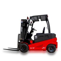 Electric Forklift Trucks TK4WHEEL FORKLIFT